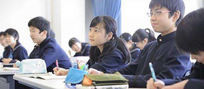 武蔵野東中学校