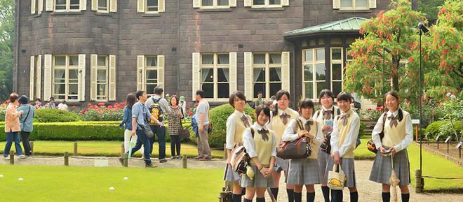 品川翔英高等学校